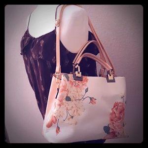 Handbags - Rose Purse (NWOT)